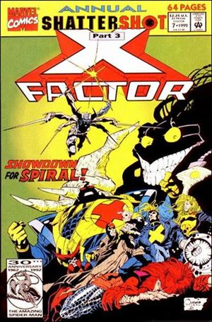X-Factor Annual 7-A
