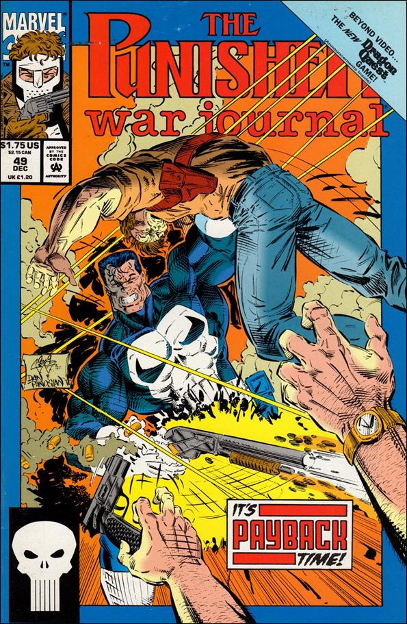 Punisher War Journal (1988) 49-A by Marvel