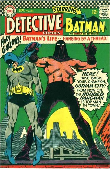 Detective Comics (1937) 355-A by DC
