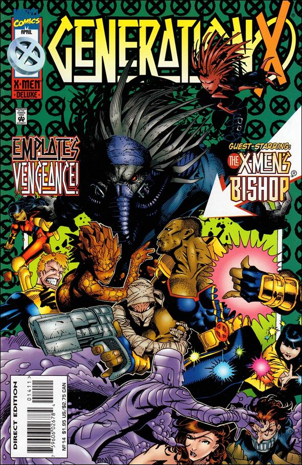 Generation X 14-A by Marvel
