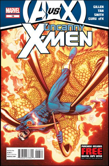 Uncanny X-Men (2012) 13-A by Marvel