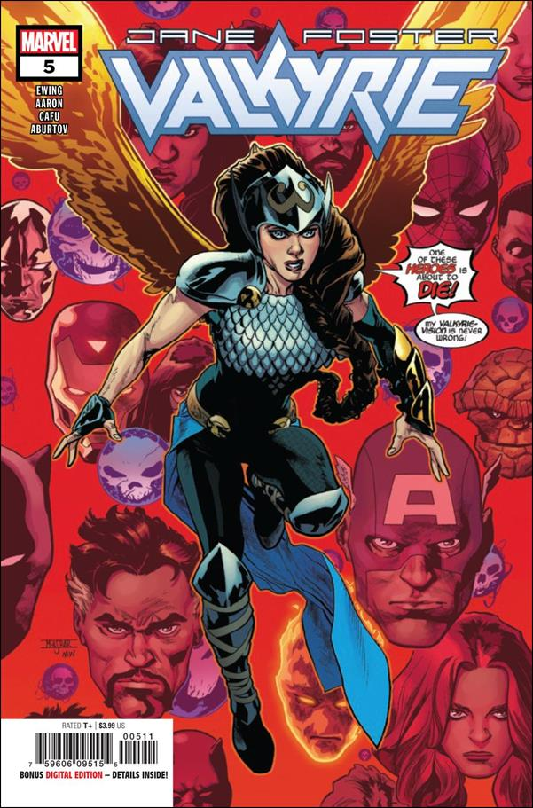 Valkyrie: Jane Foster 5-A by Marvel