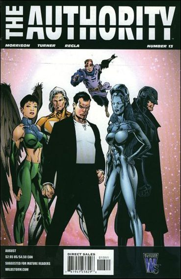 Authority (2003) 13-A by WildStorm