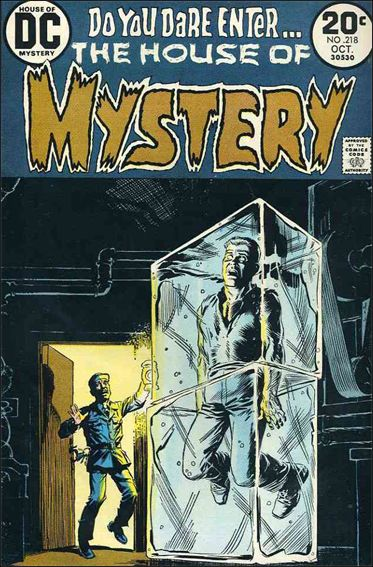 House of Mystery (1951) 218-A by DC