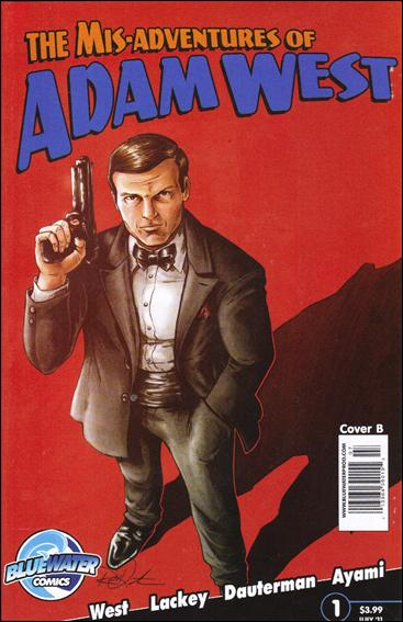 Mis-Adventures Of Adam West (2011) 1-B by Bluewater Comics