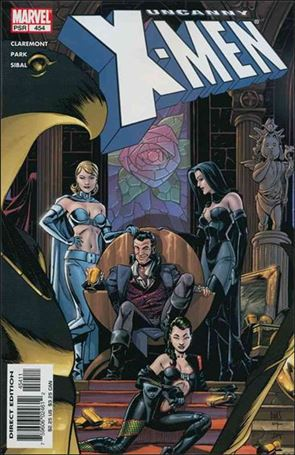 Uncanny X-Men (1981) 454-A