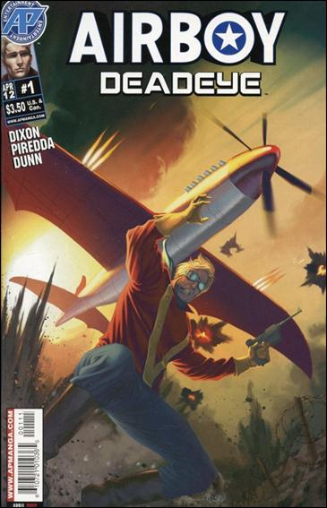 Airboy Deadeye 1-A by Antarctic Press