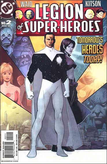 Legion of Super-Heroes (2005) 2-A by DC