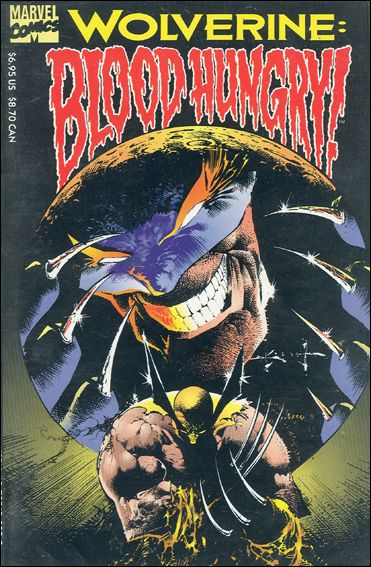 Wolverine: Blood Hungry 1-A by Marvel