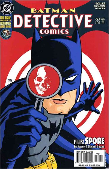 Detective Comics (1937) 776-A by DC