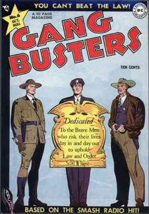 Gangbusters 6-A
