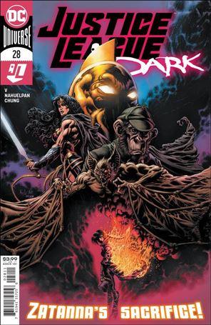 Justice League Dark (2018) 28-A
