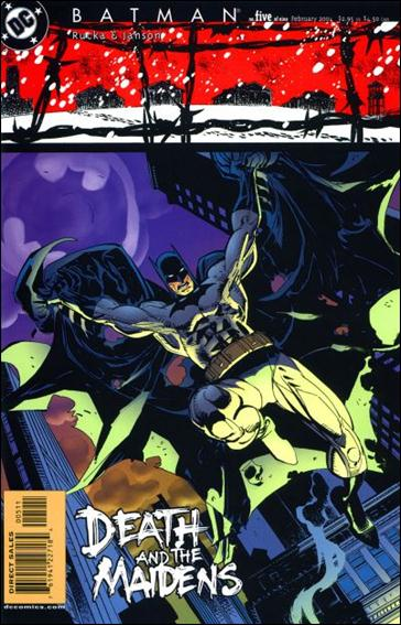 Batman: Death and the Maidens 5-A by DC