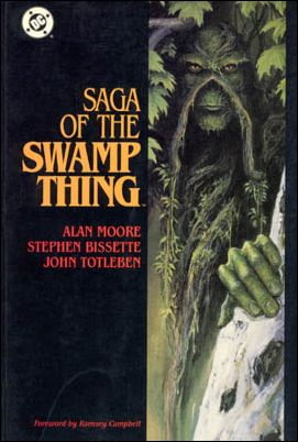 Swamp Thing (1987) 1-A by Vertigo