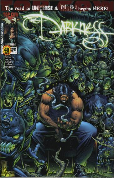 Darkness (1996) 40-A by Top Cow