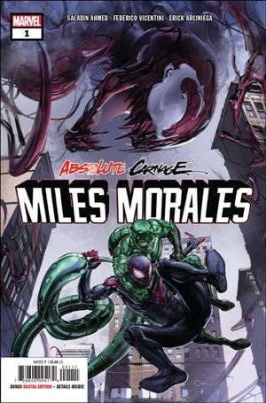 Absolute Carnage: Miles Morales 1-A