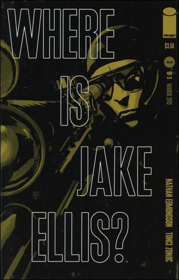 Where is Jake Ellis? 3-A by Image