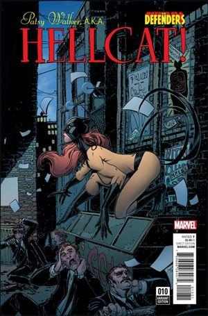 Patsy Walker, A.K.A. Hellcat! 10-B