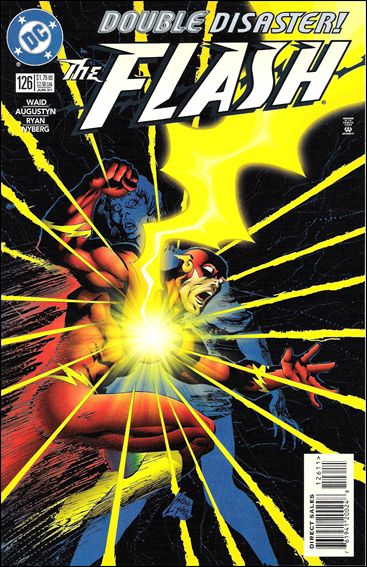Flash (1987) 126-A by DC