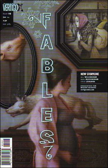Fables 19-A by Vertigo
