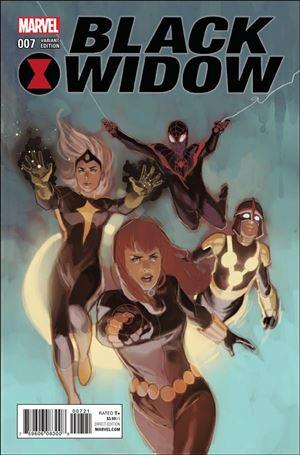 Black Widow (2016) 7-B