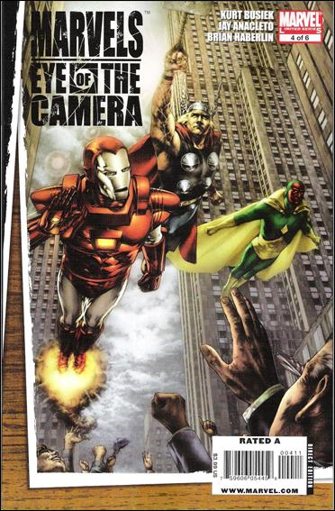 Marvels: Eye of the Camera 4-A by Marvel