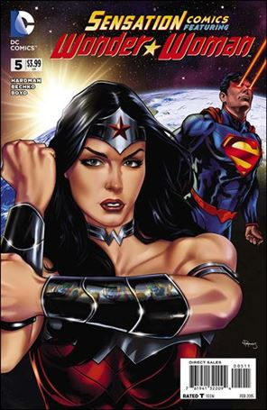 Sensation Comics Featuring Wonder Woman 5-A