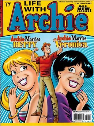 Life with Archie (2010) 17-A