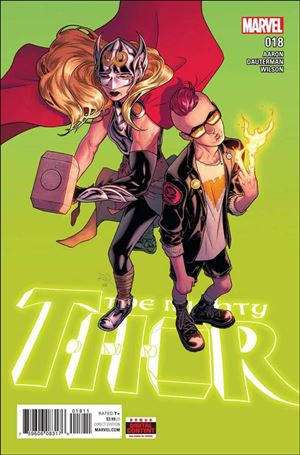 Mighty Thor (2016) 18-A
