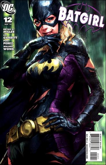 Batgirl (2009) 12-A by DC