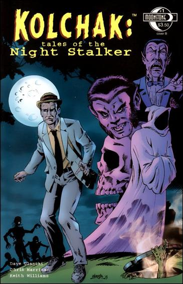 Kolchak: Tales of the Night Stalker 1-B by Moonstone