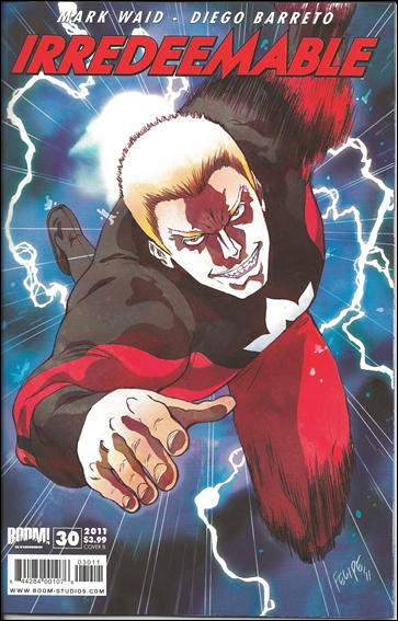 Irredeemable 30-B by Boom! Studios