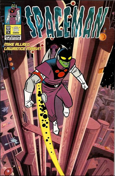 Spaceman (2002) nn-A by Oni Press