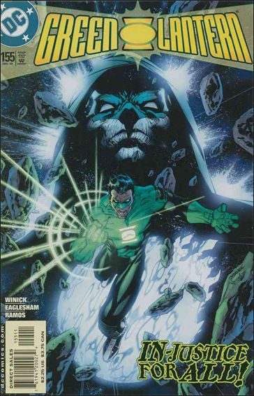 Green Lantern (1990) 155-A by DC
