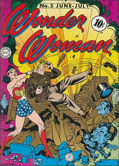 Wonder Woman (1942) 5-A by DC