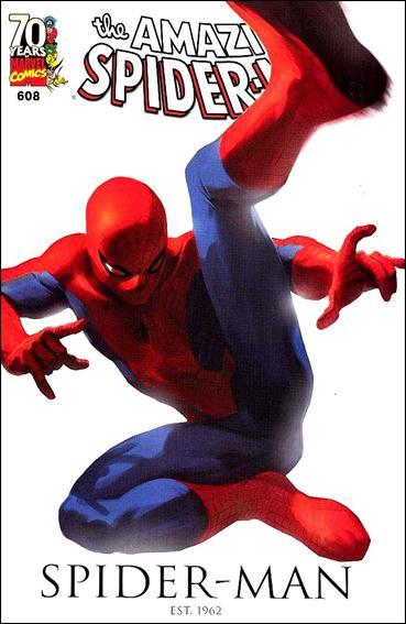 Amazing Spider-Man (1963) 608-B by Marvel
