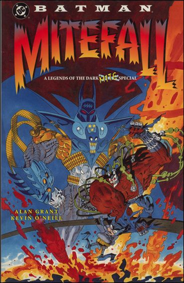 Batman: Mitefall 1-A by DC