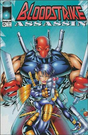 Bloodstrike Assassin 0-A