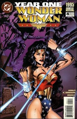 Wonder Woman Annual  4-A