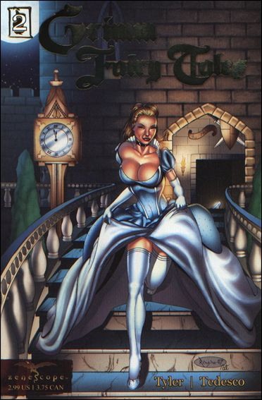 Grimm Fairy Tales (2005) 2-D by Zenescope Entertainment