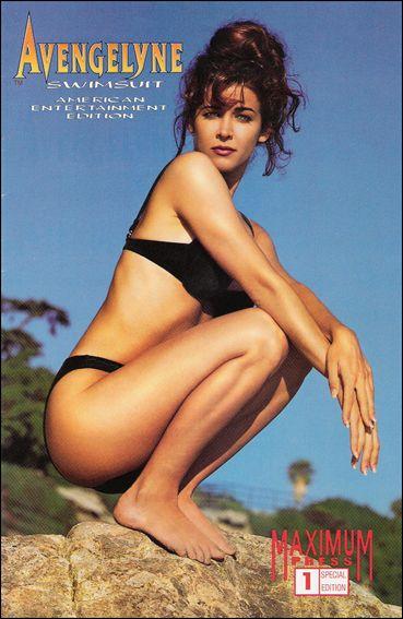 Avengelyne Swimsuit 1-D by Maximum Press