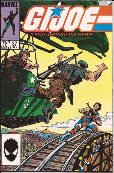 G.I. Joe: A Real American Hero 37-A by IDW