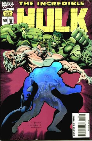 Incredible Hulk (1968) 425-A by Marvel
