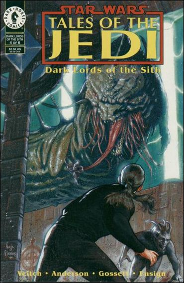 Star Wars: Tales of the Jedi - Dark Lords of the Sith, Book One 4-A by Dark Horse