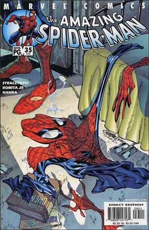 Amazing Spider-Man (1999) 35-A
