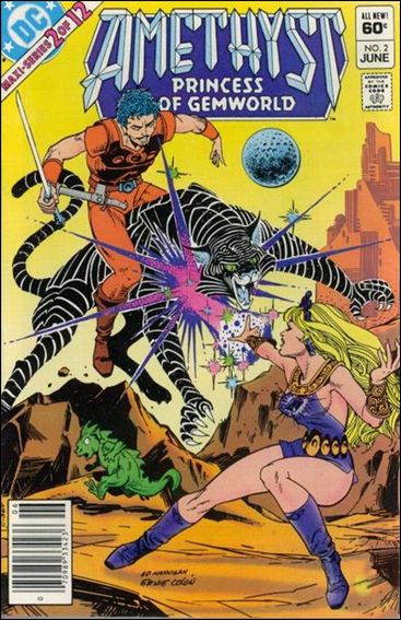 Amethyst, Princess of Gemworld (1983) 2-A by DC