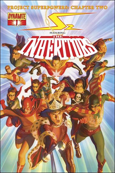 Project Superpowers: Chapter Two 1-A by Dynamite Entertainment