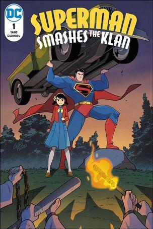 Superman Smashes the Klan 1-A