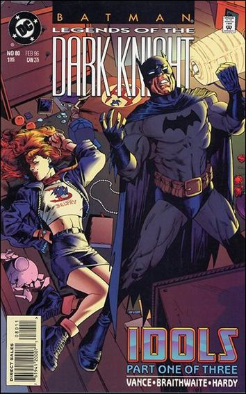 Batman: Legends of the Dark Knight 80-A by DC