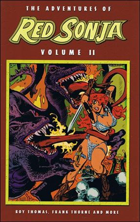 Adventures of Red Sonja 2-B